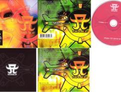 滨崎步CD封套和内页设计欣赏
