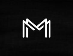 2015标志设计新趋势:重叠风格logo设计
