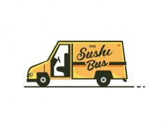 标志设计元素运用实例:寿司(二)