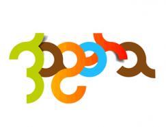 标志设计元素运用实例:派对