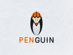 标志设计元素运用实例:钢笔和铅笔