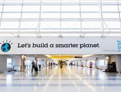 IBM智慧的地球(IBM Smarter Planet)标志设计