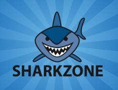 标志设计元素运用实例:鲨鱼(三)
