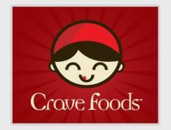22个创意食品标志设计