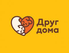 43款宠物店logo设计欣赏