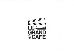 Alex Smart创意字体logo设计