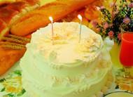 祝寿生日蛋糕图片