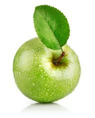 青涩苹果图片