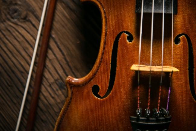 小提琴图片素材