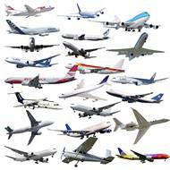 飞机PSD图片