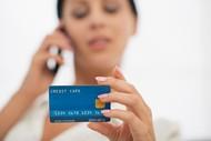 打信用卡热线PSD图片