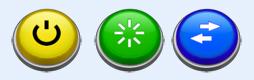 三维晶亮按钮图标