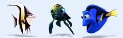 海底总动员小丑鱼图标
