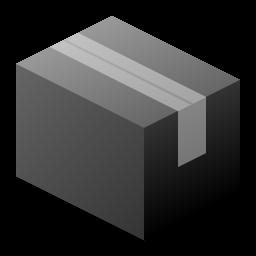 包装箱子图标 生活 Png素材 素彩图标大全