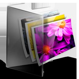 Vista电脑桌面图标 其他类型png Png素材 素彩图标大全
