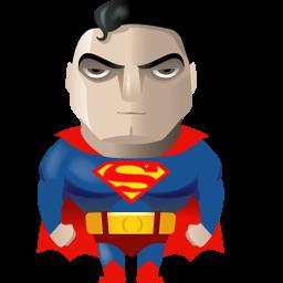 超级英雄人物图标 人物 Png素材 素彩图标大全