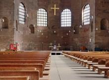 罗马大教堂内景高清图