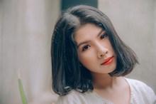 韩式内扣梨花头发型图片