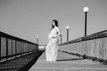 孕妇人体艺术摄影图片素材