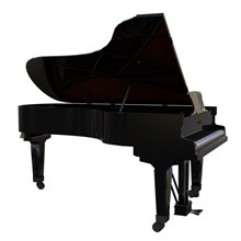 黑色钢琴素材高清图片
