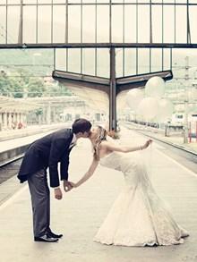 唯美旅拍婚纱样片图片下载