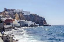 情定爱琴海唯美图片