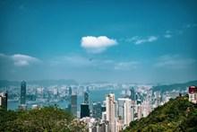 香港城市建筑高清图片