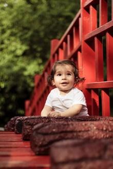 欧美儿童写真摄影精美图片