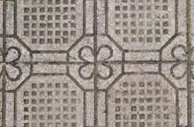 石砖地面花纹图片