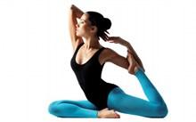 瑜伽经典动作精美图片
