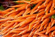 营养的胡萝卜图片