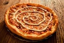 奶酪披萨饼图片下载