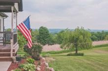 农家小院景观设计效果图图片下载