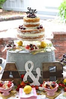 12寸双层蛋糕高清图