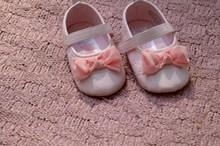 可爱婴儿鞋高清图
