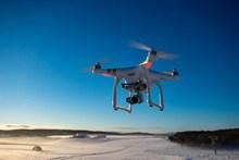 小型无人机图片素材