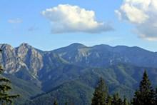 波兰山脉景观高清图