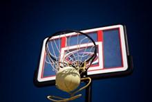 篮球框篮球素材高清图片