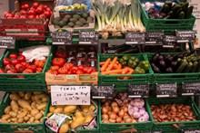 超市新鲜蔬菜图片大全