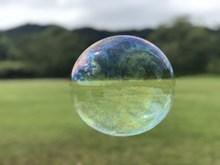 透明泡沫图片素材