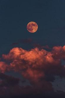 月圆高清壁纸图片
