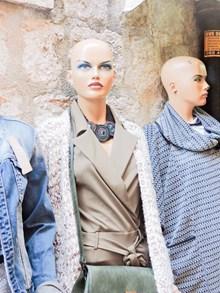 3D模型服装模特图片素材