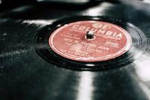 黑胶cd唱片高清图片