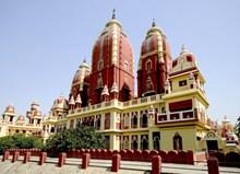 印度教堂建筑图片