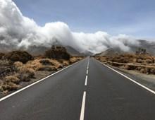 高速公路笔直精美图片