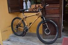 男士山地自行车精美图片