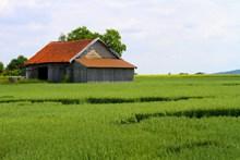田园小木屋精美图片