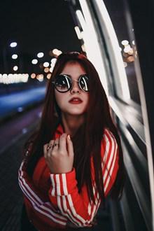 韩系少女写真图片下载