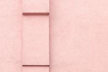 粉色纯色墙壁背景精美图片