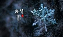 霜降三候图片下载